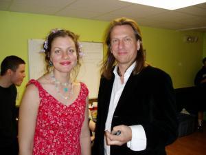 Ellis Paul Talks About Antje Duvekot