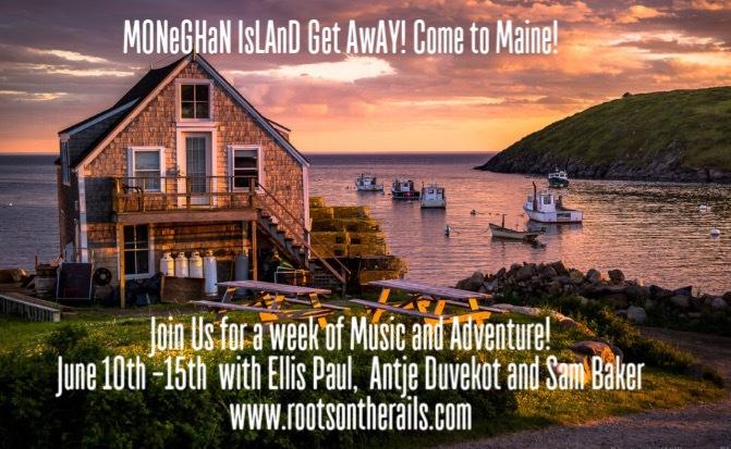Mohegan Island Vacation