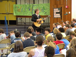 Apr 5 2012- Ellis Paul in Charlottesville VA THIS Saturday Parents039 Choice Award amp More