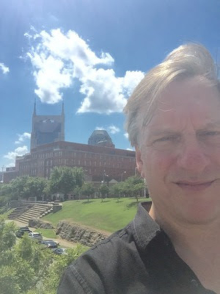 Sep 8 2016 Howdy from Nashville