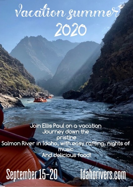 Rafting on the Salmon River 2020