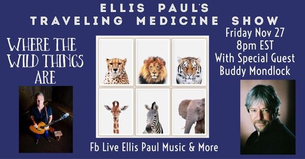ELLIS PAUL039S TRAVELING MEDICINE SHOW