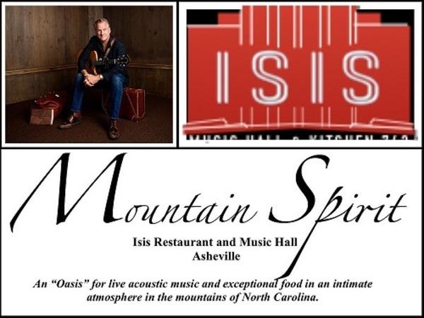 Mountain Spirit Acoustic SeriesIsis Music Hall