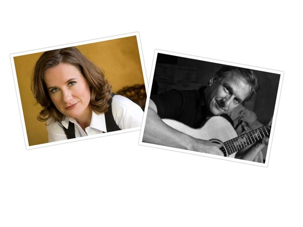 Ellis Paul and Susan Werner