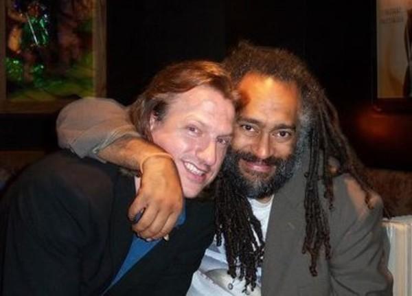 Ellis Paul and Vance Gilbert