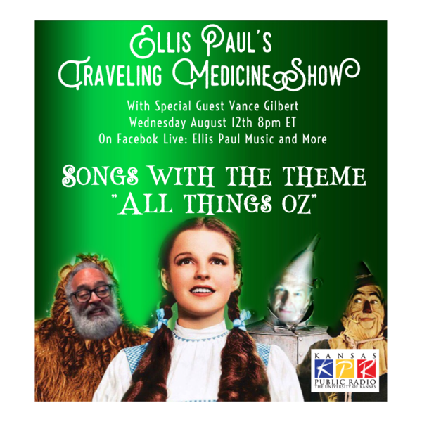 ELLIS PAUL039S TRAVELING MEDICINE SHOW