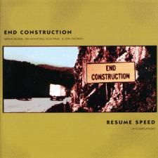 cover of End Construction