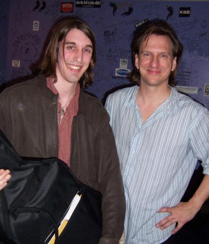 Jason Gwynn and Ellis Paul