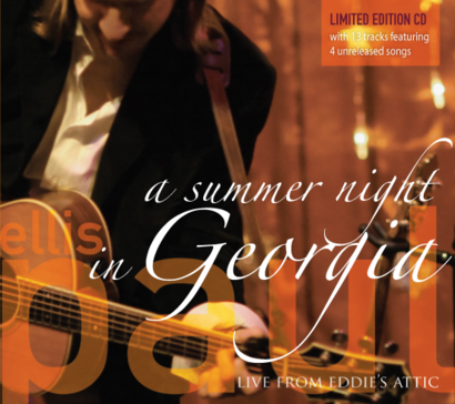 A Summer Night In Georgia Album Cover
