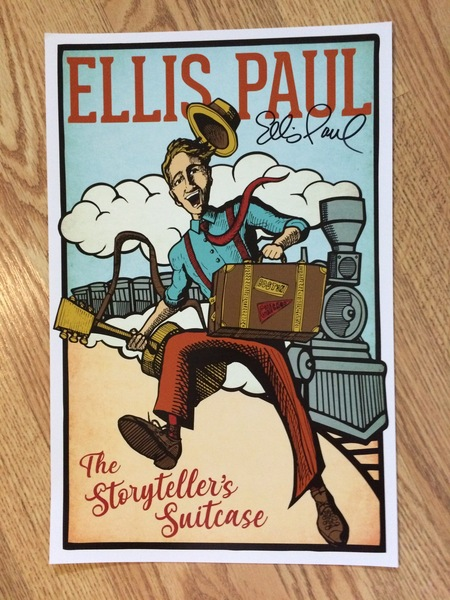 The Storyteller039s Suitcase poster