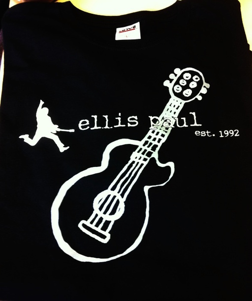 Tshirt Men039s Ellis Paul Black