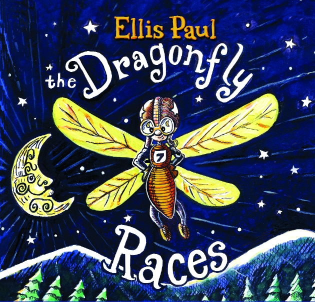 Ellis Paul The Dragonfly Races Kid's CD Mini Review